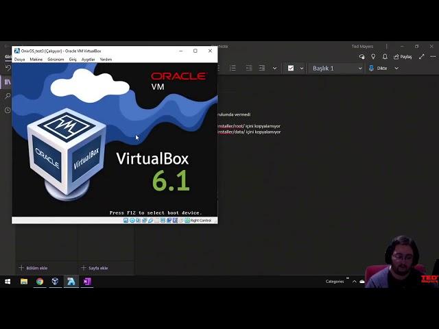 Onix OS: Gelistirme Bolum #2