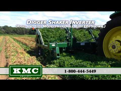 KMC Peanut Harvesting