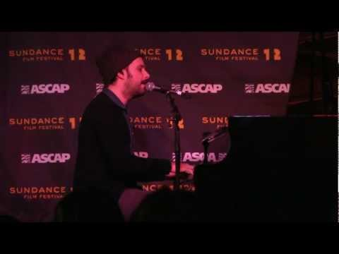 "Greg Laswell- ""High and Low"" (720p HD) Live at Sundance on January 26, 2012"