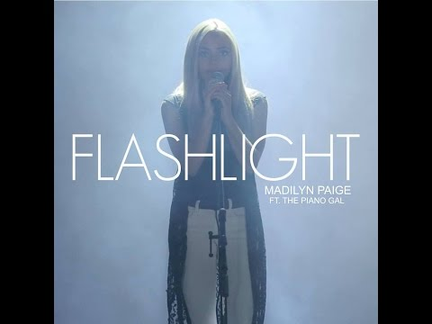 Flashlight - Jessie J | Cover by Madilyn Paige and The Piano Gal on iTunes and Spotify