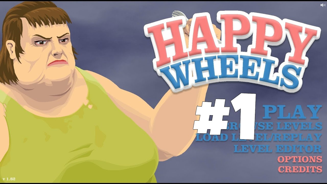 happy wheels best levels