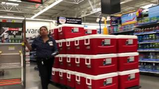 Walmart Clearance AMmo On The Low!  Know it All Walmart Employee