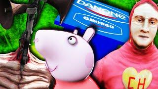 GTA V PC - Danonão Peppa Pig Chapolin e Mais! (MODS)