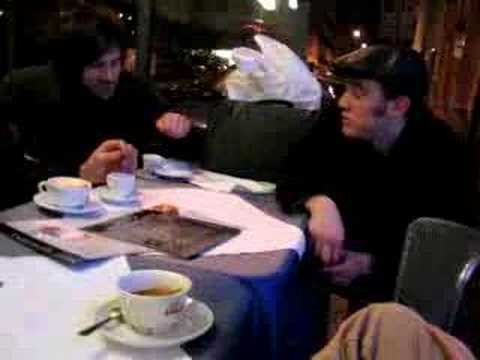 """Zach Shipps NEEDS milk for """"cappuccino"""" in Rome, Italy"""
