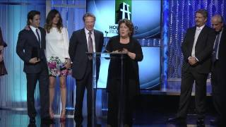 August: Osage County Ensemble Cast Honored for Hollywood Ensemble Cast - HFA 2013