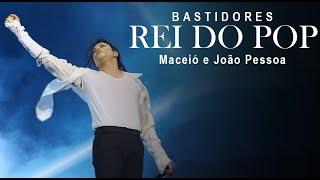 Bastidores do Tributo Rei do Pop Michael Jackson Maceió e João Pessoa 2019