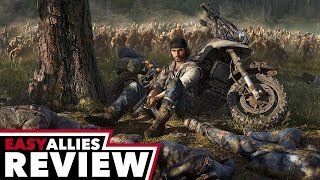 Days Gone - Easy Allies Review (Video Game Video Review)