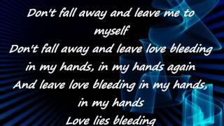Hemorrhage (In my hands) lyrics