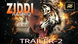 Ziddi Aashiq Rajasthani / Bhojpuri Movie Trailer-2  / karishma New Trailer 2020 - film art & craft