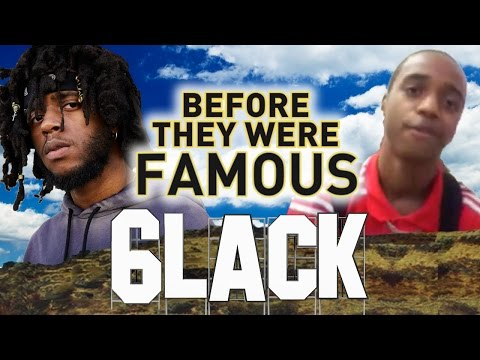 6LACK - Before They Were Famous - PRBLEMS
