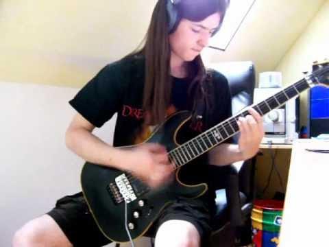 Dream Theater - Scene Nine: Finally Free (Guitar Cover)