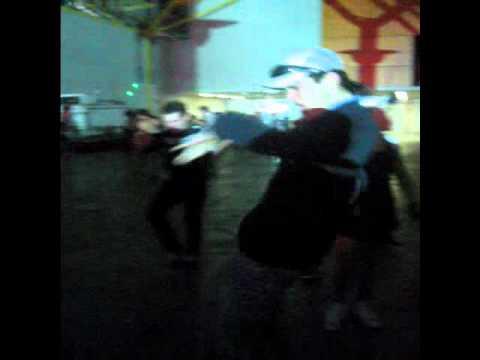 Gabbering dance