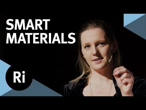 Smart Materials of the Future - with  Anna Ploszajski