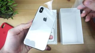 iPhone X Unboxing انبوكسنج ايفون X