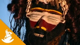 The masks of the Guere, Ivory Coast