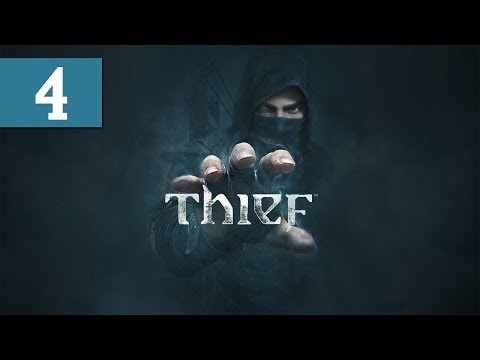 Thief - Walkthrough - Part 4 - [Chapter 2: Dust To Dust] - Hook Ride