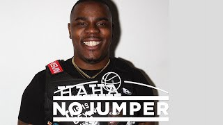 Haha Davis comes to the No Jumper Stream after Lunch with Jay-Z thumbnail