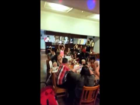 MUSICAL BINGO with ROLANDE @  IMPERIAL HOTEL INVERELL 24 OCT 2014