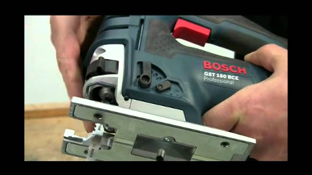 Bosch jigsaw 150mm cutting depth by bosch gst150bcebc youtube keyboard keysfo Image collections