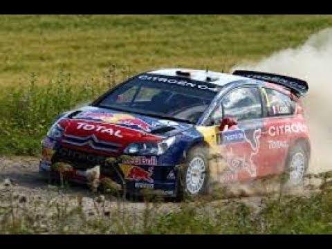 WRC Finlande 2008