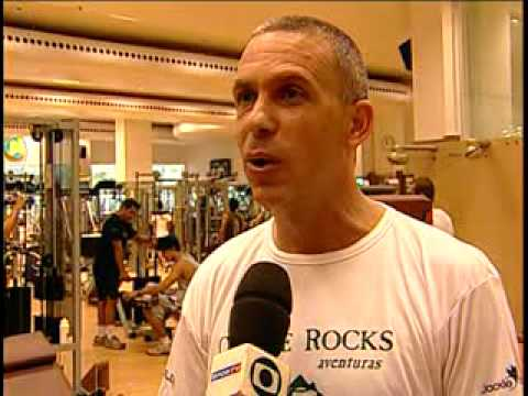 Mauro Chasilew no SportTV, Badwater 2009