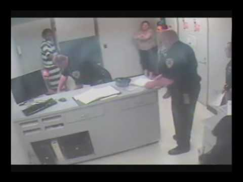 April 7 Daviess County Detention Center footage