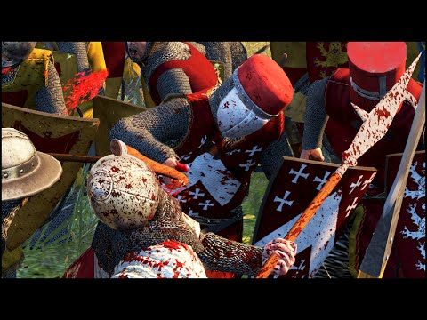 FOR THE KING! - Medieval Kingdoms: Total War 1212 AD Mod