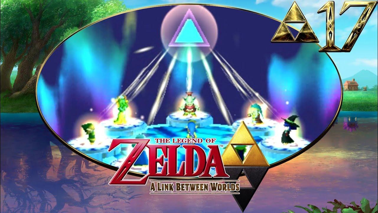 Jusqu 39 au bout de zelda a link between worlds rage dans - Link dans zelda ...
