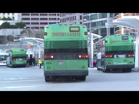 AC TRANSIT BUS VIDEO COLLECTION VAN HOOL,NEW FLYER, GILLIG, NABI, MCI