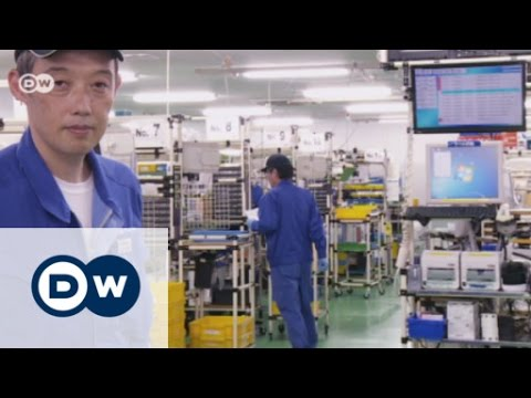 Japan und Industrie 4.0 | DW Deutsch