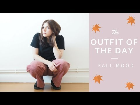 🍂 OUTFIT OF THE DAY // FALL MOOD 🍂