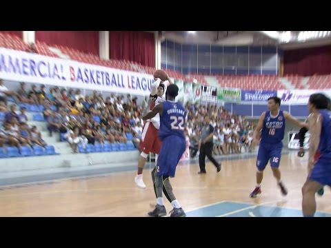 Mighty Sports vs. Foton | PCBL Chairman's Cup 2016