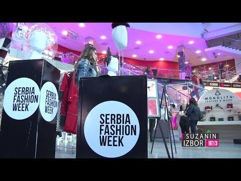 Suzanin izbor S02E77 -Serbia Fashion Week 2017