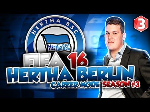 FIFA 16: Hertha Berlin Career Mode - S3 E3