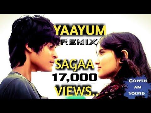 Pakkatha Neram - Saga || Remix By Dj Revvy