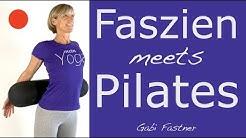 33 min.🔘 fascial-Pilates mit einer weichen Rolle
