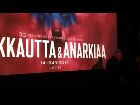 Rakkautta & Anarkiaa 2017 Q&A: 9 FINGERS -ohjaaja F.J. Ossang