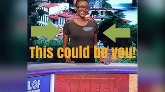 How To Become a Contestant on WHEEL OF FORTUNE