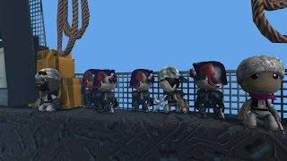 Final Fantasy VII Remake - Cargo Ship