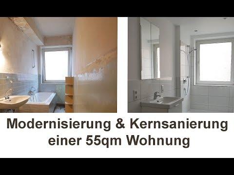 Köln Agnesviertel Modernisierung Sanierung Restauration Apartment Wohnung Foremny Renovierung