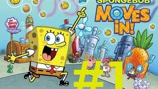 Let's Play SpongeBob Moves In Ep. 1 - Makin' Krabby Patties!