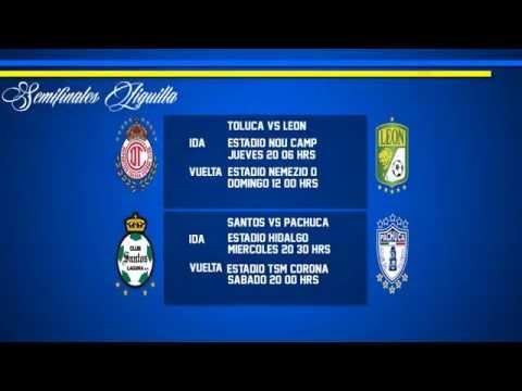 Semifinales Clausura 2014 - Liga MX
