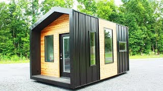 Backyard Tiny Music Studio Or Tiny Office By Wind River Tiny Homes   Lovely Tiny House