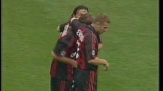 Football Italia Channel 4 Last Segment of Last Episode 2001 02