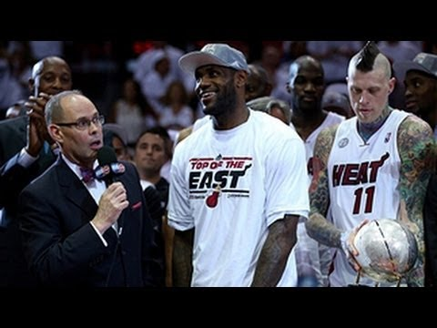 Miami Heat are Eastern Conference Champions!