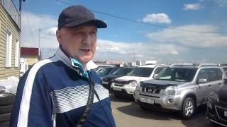 интервью с перегонщиком Анатолием. Иркутск