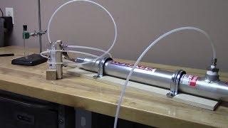 Testing the Generon Nitrogen Membrane Filter