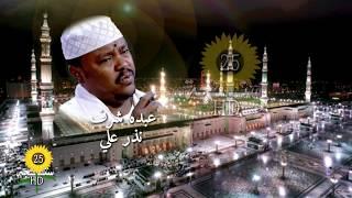 قصيدة نذر علي عبده شرف