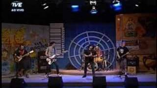 Satanic Surfers - And The Cheese Fell Down (Live At Radar)