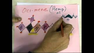 Hemp THC Ocimene TERPINoLENE schroeder DIAMonds 25AUG10
